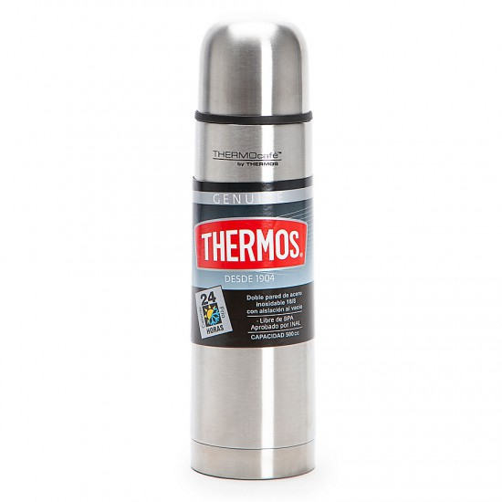 Termo Everyday 500 ml Gris Acero Thermos