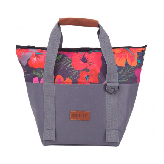 Bolso Térmico Chilly 10 Lts Hibiscus