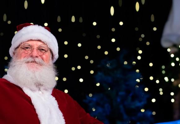 Llegada de Papá Noel en YouTube