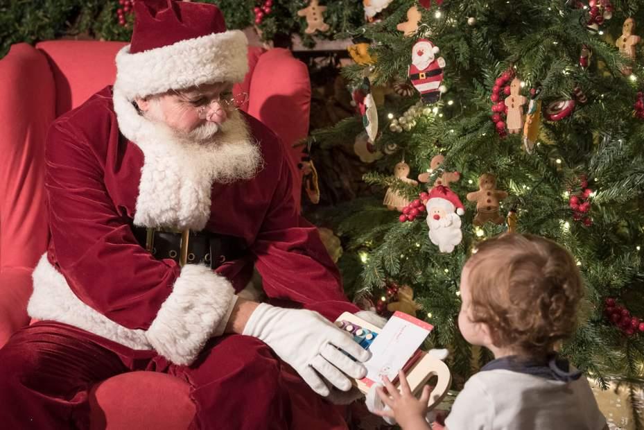 Natalís, la Magia de la Navidad en Alparamis